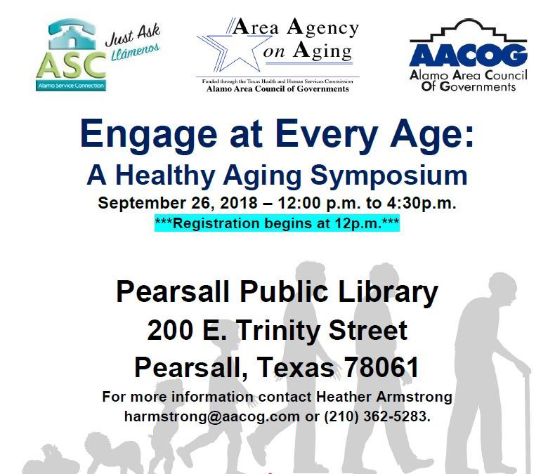 Pearsall ASAC event